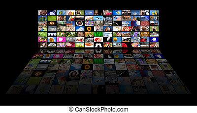 영화, 전시, tv?s, 패널