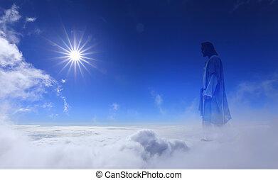 예수, 천국, 그리스도