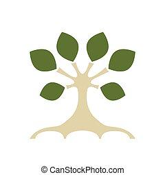 예술, 나무, 치고는, 너의, 디자인