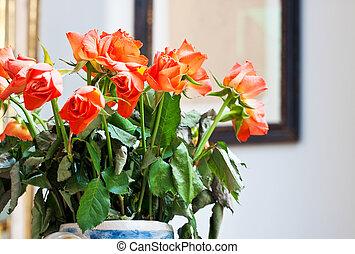 오렌지는 꽃이 핀다