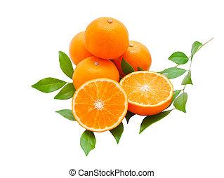 오렌지, 신선한 과일