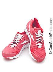 운동화, 빨강, 운동회