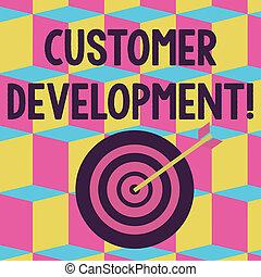 원본, 표시, 전시, 고객, development., 개념의, 사진, 형식적이다, 방법론, 치고는, 건물,...