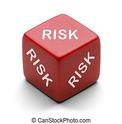 위험, 주사위