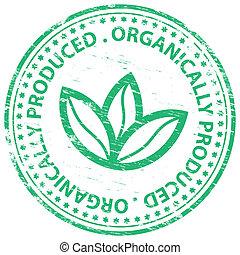 유기체의, 우표