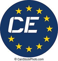 유럽, 원, 상징, 군서