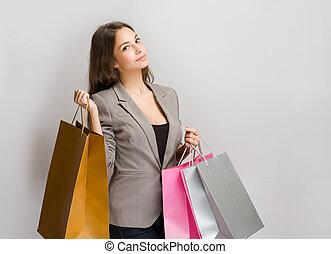 유행, 나이 적은 편의, shopper.