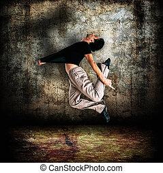 유행, 춤추는 사람, 현대