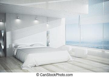 유행, 침실, 내부