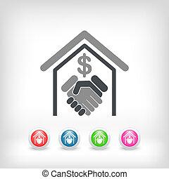 은행업의, 동의, 협정, 계약