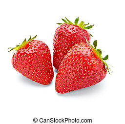 음식, 딸기, 과일