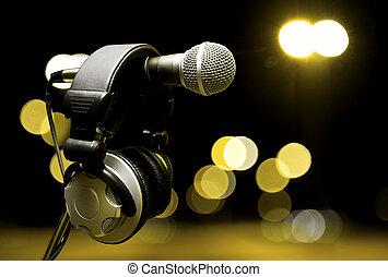 음악, 배경