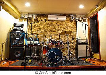 음악 스튜디오