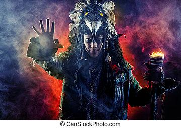 의복, 소수 민족의 사람