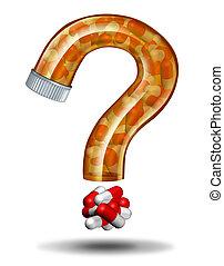 의학, 질문