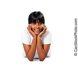 인도 사람, 10대의 소녀
