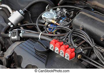 자동차 설계, 교체 에너지