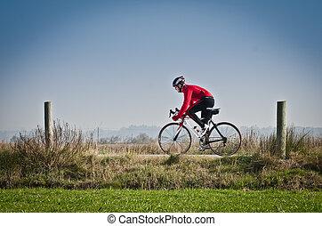 자전거 타는 사람