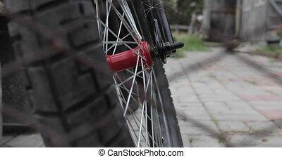 자전거, bmx