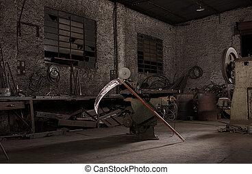 작업장, 의, 죽음