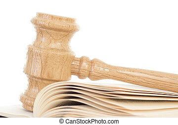 작은 망치, 통하고 있는, 열려라, 공민의, 법, 법전