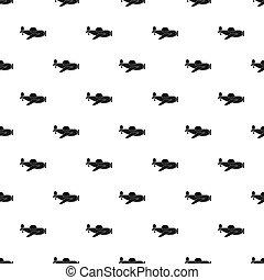 장난감 비행기, 패턴