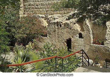 장소, 의, 그만큼, 부활, 의, 예수
