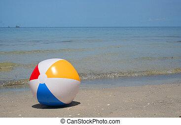 재미, 바닷가에