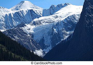 재스퍼 국립 공원, 산, 캐나다