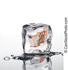 재정, 위기