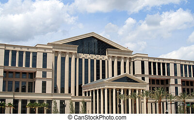 잭슨빌, 플로리다, 재판소