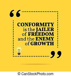 적, 간수, growth., 자유, 자극이다, quote., 영감, 비슷함