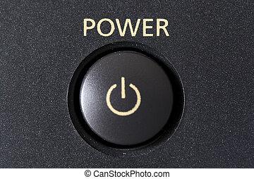 전원 버튼
