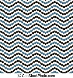 전통적인, 일본어, 기모노, pattern., seamless.