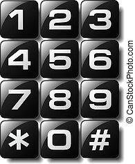 전화 키패드