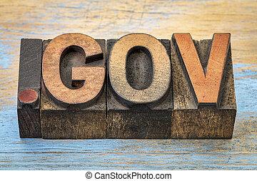 점, gov, 인터넷, 토지 소유권