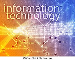 정보 기술, 삽화
