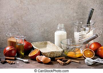 제빵용의 성분, 가정