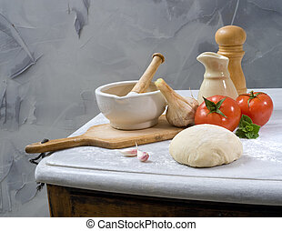 제빵용의 성분