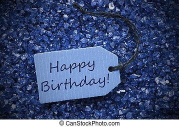 제왕의, 돌, 와, 상표, 생일 축하합니다