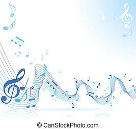 주, 음악