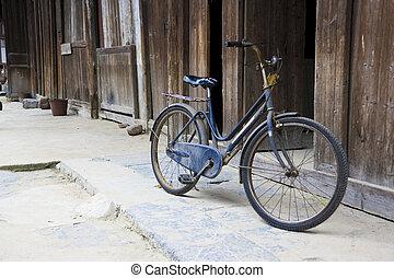 중국어, 자전거