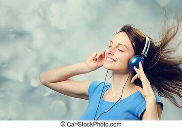 즐기, 음악