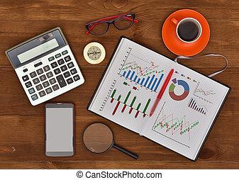 증권 거래소, 통계