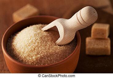 지팡이, 설탕