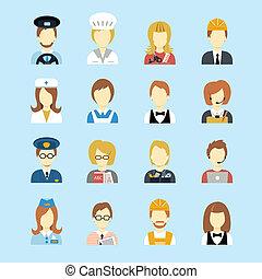 직업, avatar
