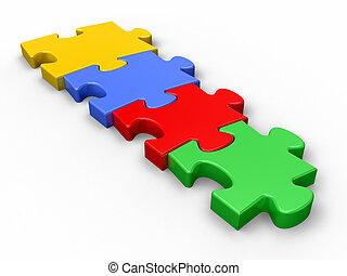 집, 주거다, 구조, 부동산, 건축되는, 구조, 지붕, 날씬한, 3차원, 표시, 보호, 재생 상징, 재활용,...