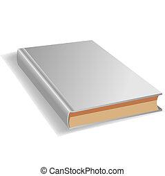 책, 고립된, 공백