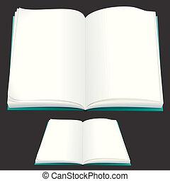 책, 공백