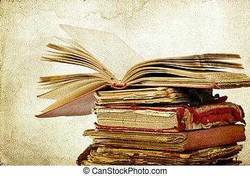 책, 늙은